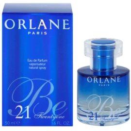 Orlane Be 21 eau de parfum nőknek 50 ml