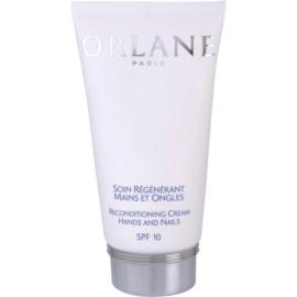 Orlane Body Care Program crema regeneradora para manos y uñas SPF 10 75 ml