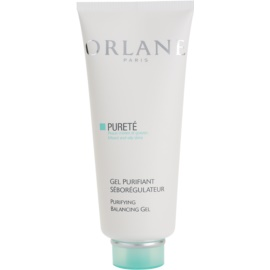 Orlane Purete Program vyrovnávací čisticí gel pro normální až mastnou pleť  200 ml