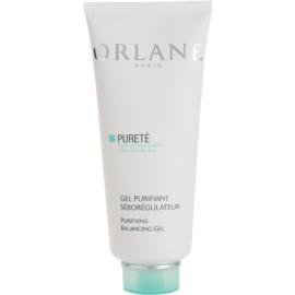 Orlane Purete Program vyrovnávací čistiaci gél pre normálnu až mastnú pleť  200 ml