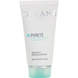 Orlane Purete Program máscara equilibradora para pele normal a oleosa  75 ml