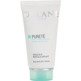 Orlane Purete Program vyrovnávacia maska pre normálnu až mastnú pleť  75 ml
