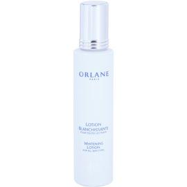 Orlane Whitening Program bleichendes Tonikum gegen Pigmentflecken für alle Hauttypen  100 ml