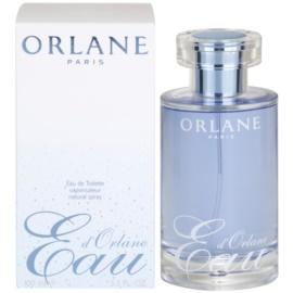 Orlane Orlane Eau d' Orlane Eau de Toilette für Damen 100 ml
