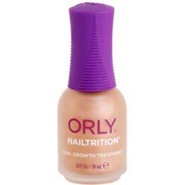 Orly Nailtrition zpevňující lak na nehty s kolagenem  18 ml