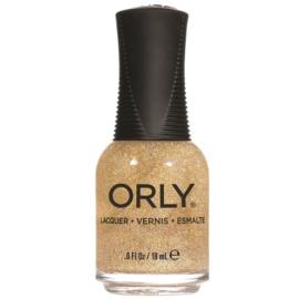 Orly Nail Polish lak za nohte odtenek Prisma Gloss Gold  18 ml