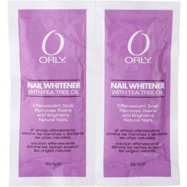 Orly Nail Whitener lázeň na bělení přírodních nehtů  2 x 15 g