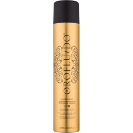 Orofluido Beauty fixativ fixare puternica 3  500 ml