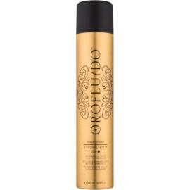 Orofluido Beauty laca de cabelo fixação forte 3  500 ml