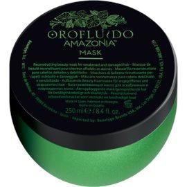 Orofluido Amazonia™ obnovující maska s keratinem  250 ml