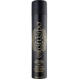 Orofluido Beauty spray fixador para cabelo com fixação média 2  500 ml