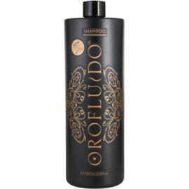 Orofluido Beauty bezsulfátový šampon pro přírodní nebo barvené vlasy  1000 ml