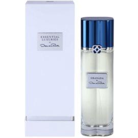 Oscar de la Renta Granada Eau de Parfum für Damen 100 ml
