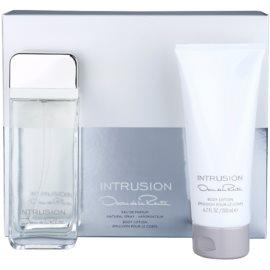 Oscar de la Renta Intrusion ajándékszett I.  Eau de Parfum 100 ml + testápoló tej 200 ml