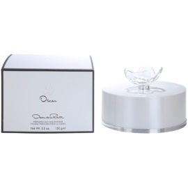 Oscar de la Renta Oscar Body Powder for Women 150 g