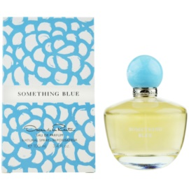 Oscar de la Renta Something Blue Eau de Parfum para mulheres 100 ml
