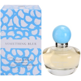 Oscar de la Renta Something Blue Eau de Parfum für Damen 50 ml