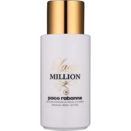 Paco Rabanne Lady Million testápoló tej nőknek 200 ml