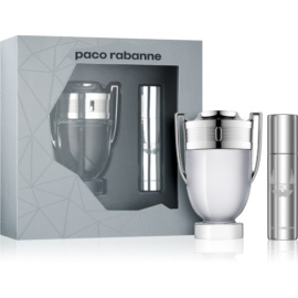 Paco Rabanne Invictus coffret cadeau IX. eau de toilette 50 ml + eau de toilette 10 ml