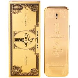 Paco Rabanne 1 Million Dollar Eau de Toilette für Herren 100 ml limitierte Edition