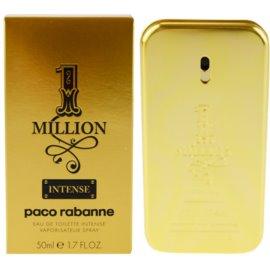 Paco Rabanne 1 Million Intense Eau de Toilette für Herren 50 ml