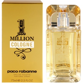 Paco Rabanne 1 Million Cologne туалетна вода для чоловіків 75 мл