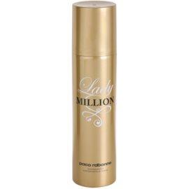 Paco Rabanne Lady Million deospray pre ženy 150 ml