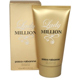 Paco Rabanne Lady Million Douchegel voor Vrouwen  150 ml