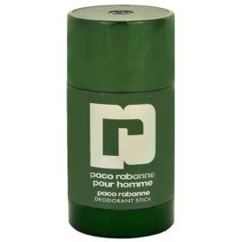 Paco Rabanne Pour Homme dédorant stick pour homme 75 ml