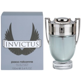 Paco Rabanne Invictus Eau de Toilette für Herren 100 ml