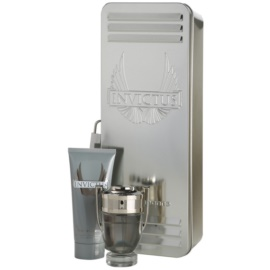 Paco Rabanne Invictus set cadou II. Apa de Toaleta 50 ml + Gel de dus 100 ml