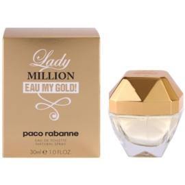 Paco Rabanne Lady Million Eau My Gold toaletna voda za ženske 30 ml