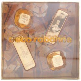 Paco Rabanne Mini Geschenkset I.  Eau de Parfum 2 x 5 ml + Eau de Toilette 2 x 5 ml