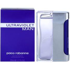 Paco Rabanne Ultraviolet Man toaletna voda za moške 50 ml