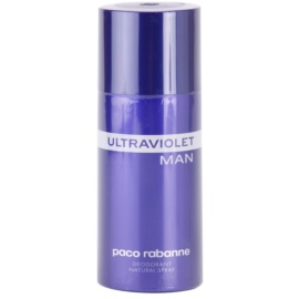 Paco Rabanne Ultraviolet Man Deo-Spray für Herren 150 ml