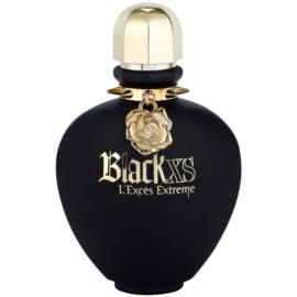 Paco Rabanne Black XS  L'Exces Extreme woda perfumowana dla kobiet 80 ml edycja limitowana