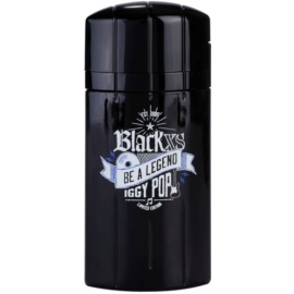 Paco Rabanne Black XS  Be a Legend Iggy Pop eau de toilette per uomo 100 ml