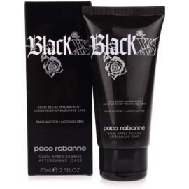 Paco Rabanne Black XS  бальзам після гоління для чоловіків 75 мл