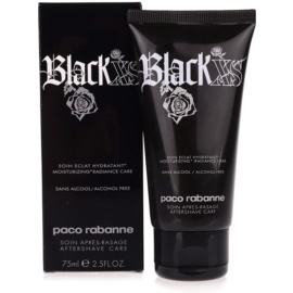 Paco Rabanne Black XS  After Shave Balsam für Herren 75 ml