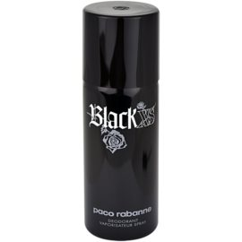 Paco Rabanne Black XS  Deo-Spray für Herren 150 ml