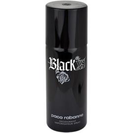 Paco Rabanne Black XS  deospray pro muže 150 ml