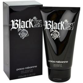 Paco Rabanne Black XS  Duschgel für Herren 150 ml