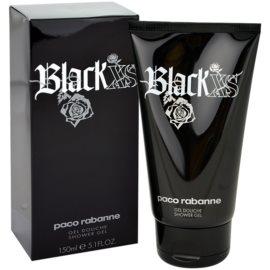 Paco Rabanne Black XS  żel pod prysznic dla mężczyzn 150 ml