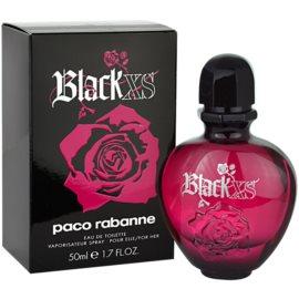 Paco Rabanne Black XS for Her toaletná voda pre ženy 50 ml