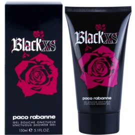 Paco Rabanne Black XS for Her sprchový gel pro ženy 150 ml
