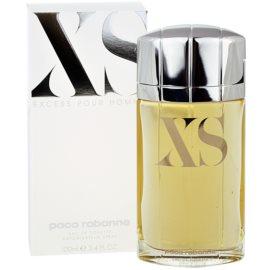 Paco Rabanne XS pour Homme Eau de Toilette für Herren 100 ml