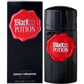 Paco Rabanne Black XS Potion Eau de Toilette für Herren 100 ml