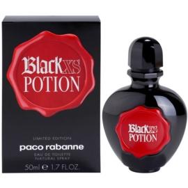 Paco Rabanne Black XS Potion woda toaletowa dla kobiet 50 ml