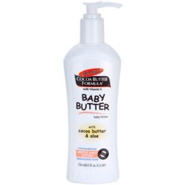 Palmer's Baby Cocoa Butter Formula hypoalergenní tělové mléko s vitamínem E  250 ml