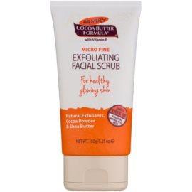 Palmer's Face & Lip Cocoa Butter Formula sanftes Haut-Peeling  150 g